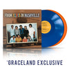 From Elvis In Nashville Vinyl LP Set (Graceland Exclusive)