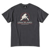 Silhouette Graceland Home of Elvis T-Shirt