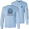 Graceland Watercolor Long Sleeve T-Shirt