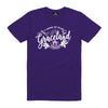 Home Of Elvis Memphis Graceland T-Shirt - purple