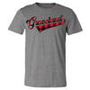 Graceland Buffalo Plaid T-Shirt