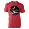 68 Special 50th Anniversary Elvis Black Leather T-Shirt