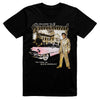 Elvis Presley Gold Lame Graceland T-Shirt