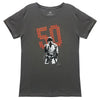 Joe Petruccio Elvis Is Back 50 Women's T-Shirt