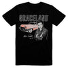 Elvis Graceland Pink Classic Car T-Shirt