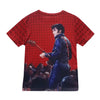Elvis 68 Special Black Leather Women's Sublimated T-Shirt