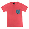 Elvis Aloha From Hawaii Pocket T-Shirt