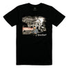 Elvis Pink Classic Car Graceland T-Shirt