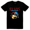 ELVIS Graceland Black Suit Collage T-Shirt