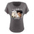 Where Elvis Lives Women's  Dolman T-Shirt