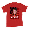 2020 Elvis For President Logo T-Shirt