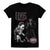 ELVIS 68 Special 50th Anniversary Rhinestone Embellished Women's T-shirt