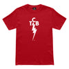 TCB Logo T-Shirt red