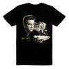 Elvis Portrait Graceland Pink Classic Car T-Shirt