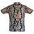 Authentic Elvis Blue Black Paisley Woven Shirt