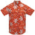 Authentic Elvis Red Hawaiian Woven Shirt