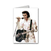 Elvis Presley Aloha From Hawaii Greeting Card Front