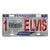 Number 1 Elvis Tennessee License Plate