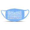 Graceland Gates Memphis Strong Face Mask