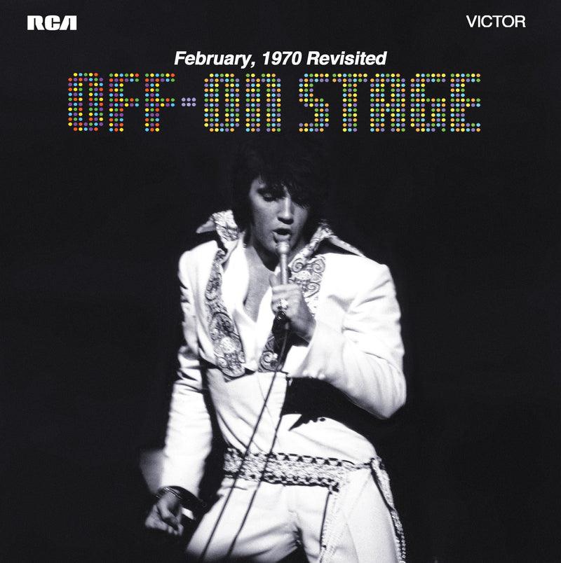 Elvis: Off-On Stage FTD CD