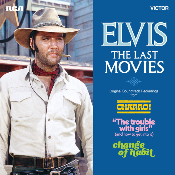 Elvis The Last Movies Ftd Cd Graceland Official Store