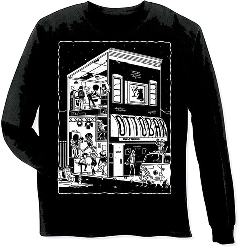 NEW! LONG SLEEVE-Ottobar