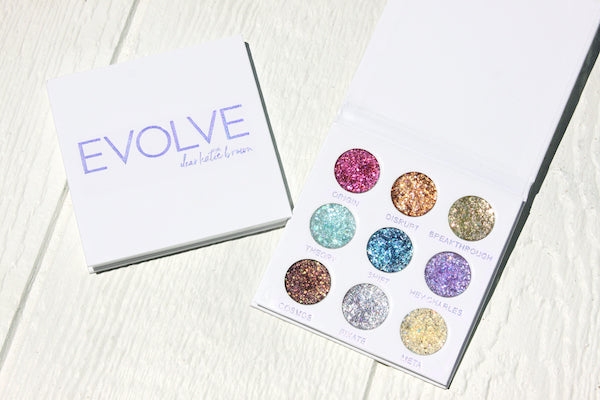 Evolve fusion shadow palette