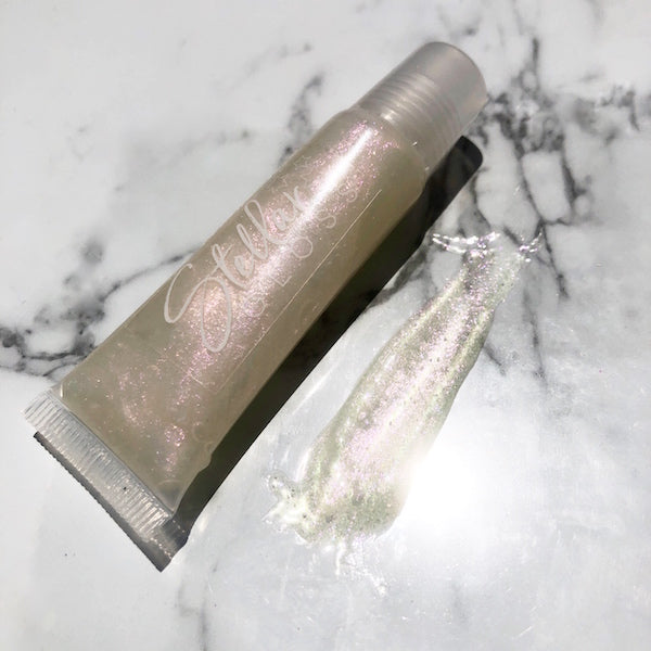 Wet | White Opal Stellar Lip Gloss