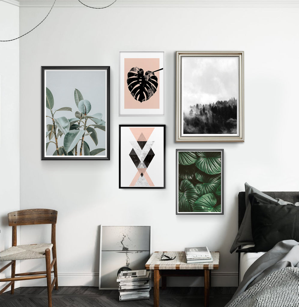 May Gallery Wall Inspiration