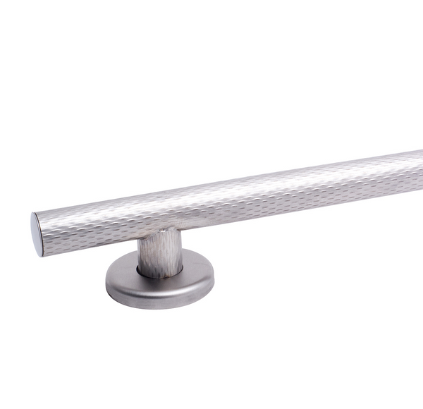 Grab Bar in Lux Metal by Bue
