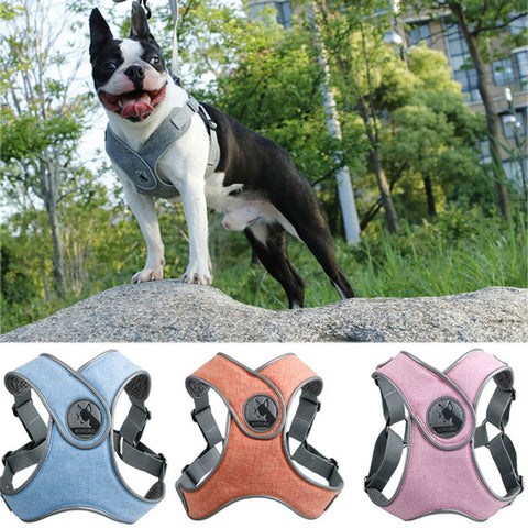 Reflective No Pull Sport Dog Harness