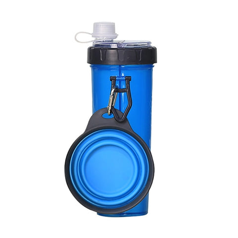 Multi-Function 2 in 1 Outdoor Water Bottle