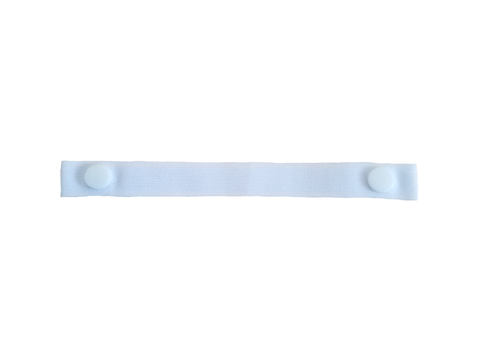 The Most Comfortable Bra Strap Holder (White)