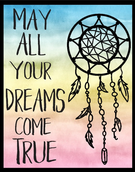 May All Your Dreams Come True