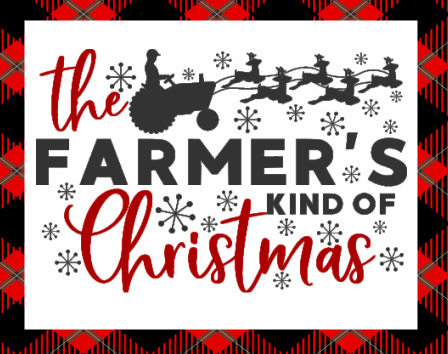 The Farmer Kind of Christmas