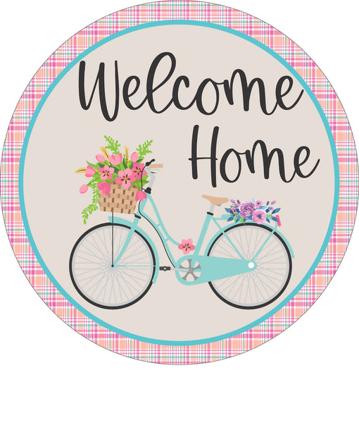Welcome Home Bicycle Round