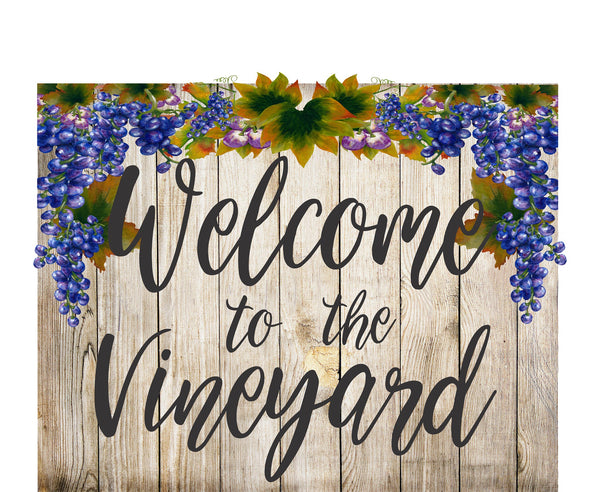Welcome to The Vineyard