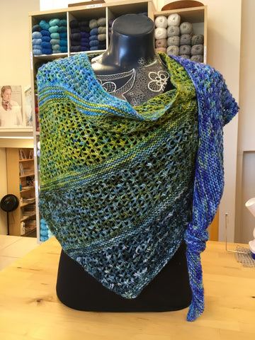 Serendipity Shawl Kit