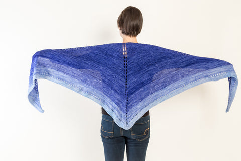 Colour Transition Shawl Kit