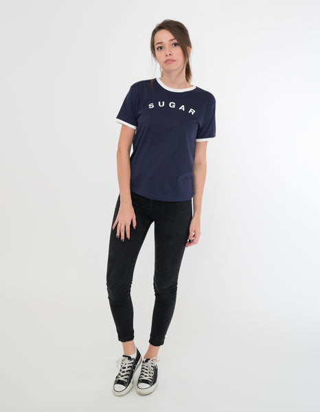 COLLEGE SHIRT NAVY