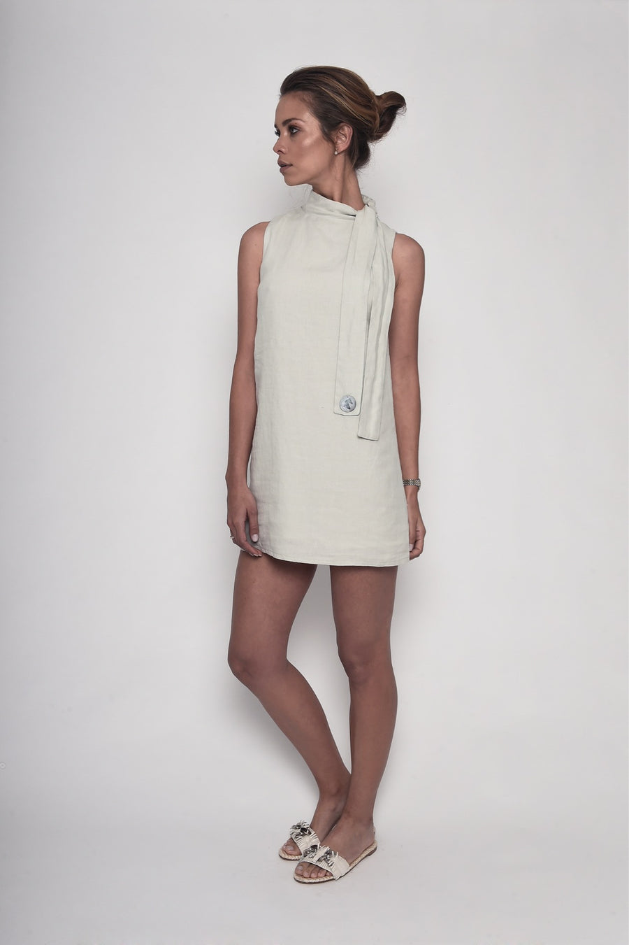 High on the Rocky Hills Dress