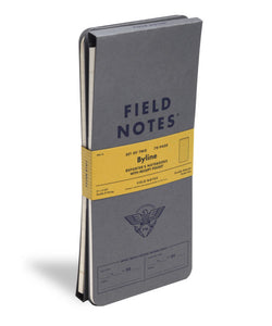Field Notes Byline Reporter's Notebook [Limited Edition 2-Pack]