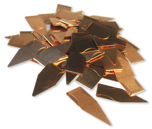 Book Darts - 50ct tin (Bronze)