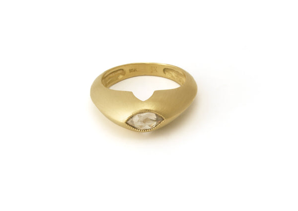 Marquise Arch Ring