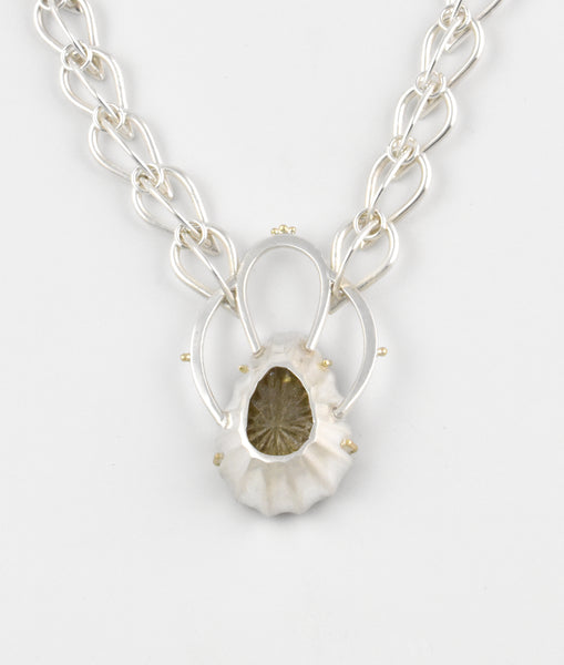 Rutilated Quartz Necklace #1