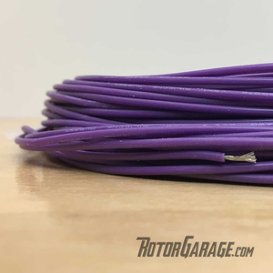 26awg Silicon Wire Purple (per/ft Cut to Length)
