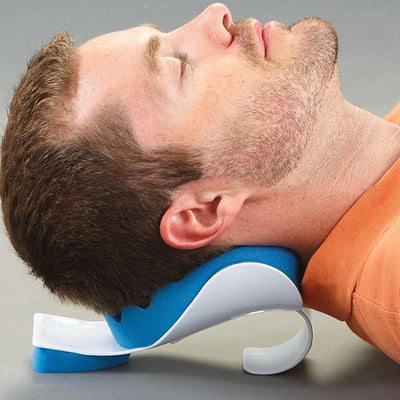 Neck & Shoulder Pillow - Pain Relief Pillow