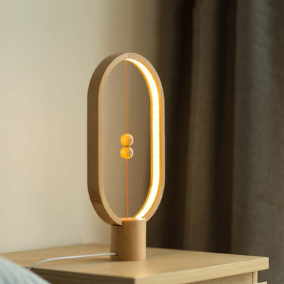 Magnetic Lux Lamp