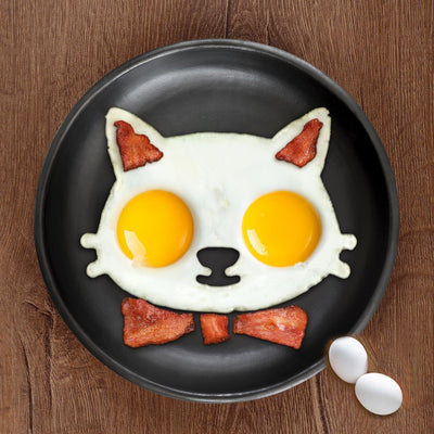 Kitty Bacon & Egg Shaper Offer