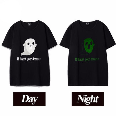 Glow in the Dark Ghost Shirt
